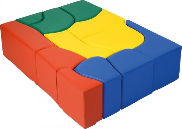 Softbausteine XXL Puzzle 12-teilig